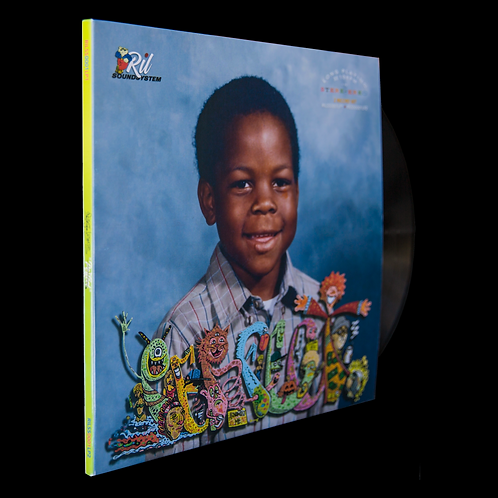 "Limited Edition: Gr. JsnBeits ""Perfect"" Deluxe 2LP Vinyl"