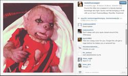 Alice Cooper's official Instagram
