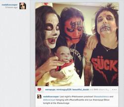 From Alice Cooper's offial instagram