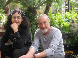 With Robert Englund