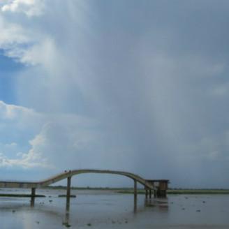 Chuva ainda é pouca, mas reduziu focos de calor no Pantanal