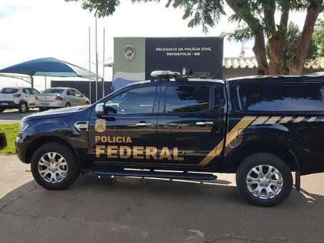 Polícia Federal faz operação contra fraude no auxílio emergencial em MS