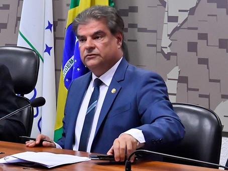Sob relatoria de Nelsinho, quebra de patentes de vacinas contra covid é votada no Senado