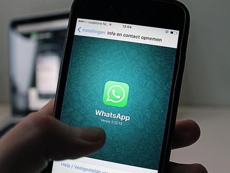 Criminosos estariam usando o dia das mães para aplicar golpe pelo WhatsApp