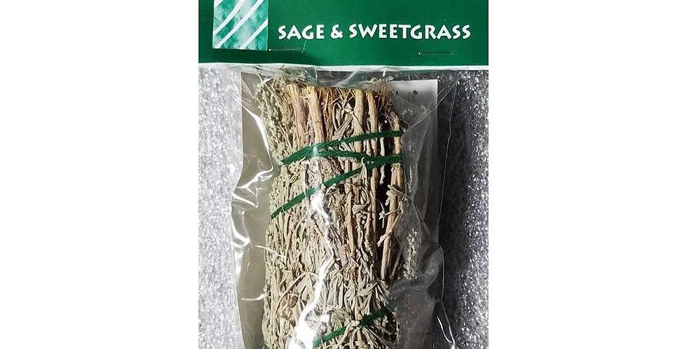 Sage & Sweetgrass