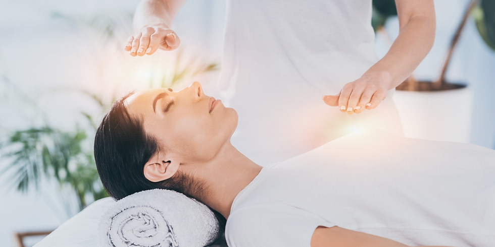 Reiki 1 & 2 Certification