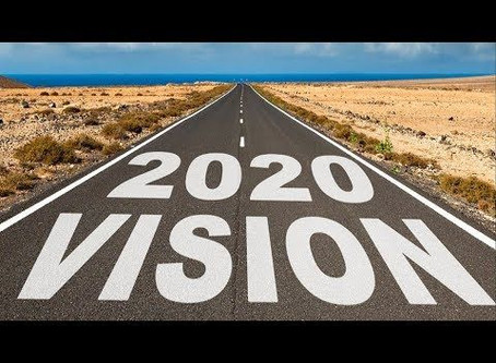 2020, The Year of Clear Vision by Medium Paula Phipps