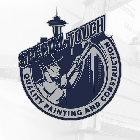 Special touch company logo