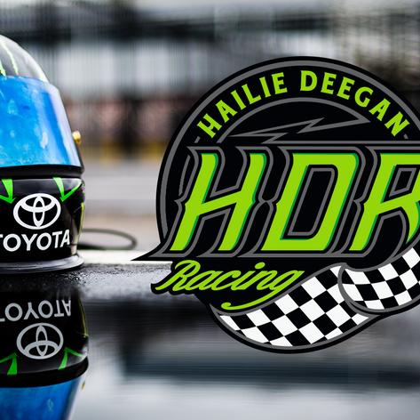 Hailie Deegan Racing logo