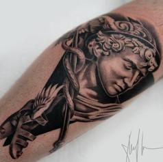 Tattoo by Steve Florer