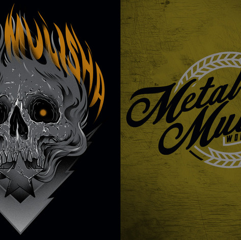Metal Mulisha Art
