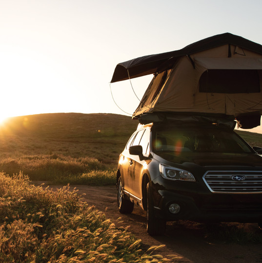 Pittman outdoors rooftop tent