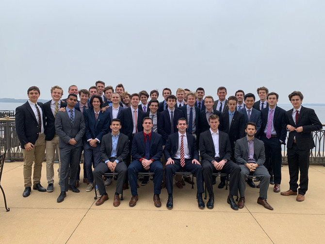 Fall 2019 Pledge Class Initiated