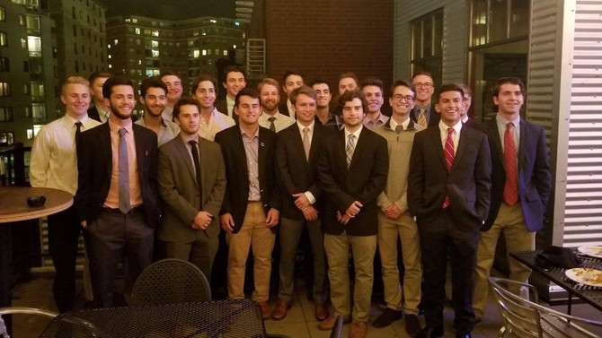 Introducing the Fall 2017 Pledge Class!