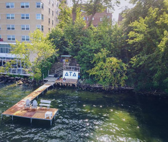 New Delt Dock
