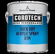 Benjamin Moore Co-Corotech Quick Dry Acr