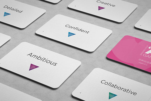 A-Game - Digital Strengths Library