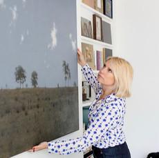 Lou hanging art.jpg