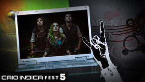 Anfear no CIF5 - Caio Indica Fest 5