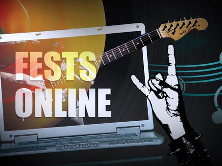 Festivais Online de Metal 2020