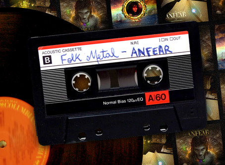 Conheça as Playlists que incluíram a Anfear!