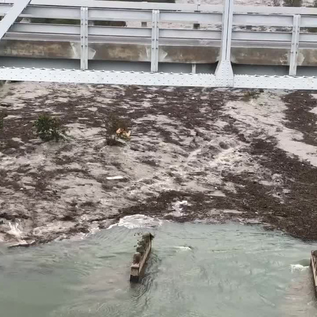 Crazy footage shows Llano River flooding in Texas
