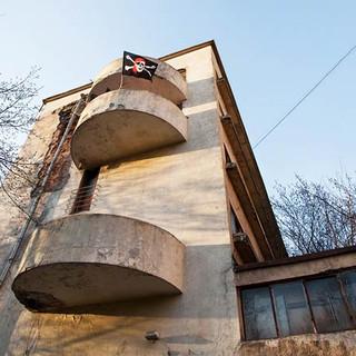 Constructivist utopia Narkomfin endangered by renovation rroject