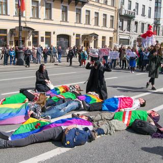 The new struggles of Russia's LGBTQ community