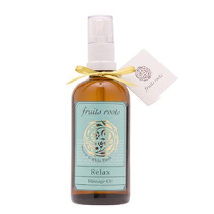 Organic Muscat Massage Oil