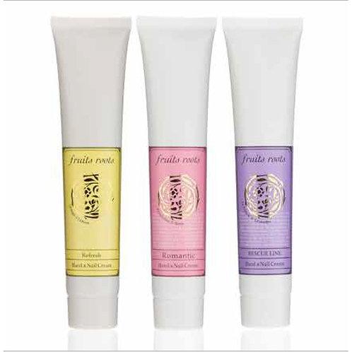 Organic Hand & Nail Cream