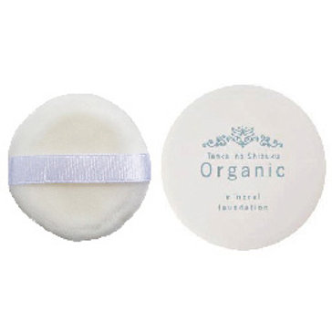 Organic Mineral Light Powder