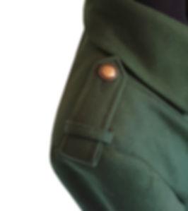 Military Mantel, Detail I