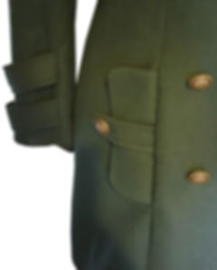 Military Mantel Detail II