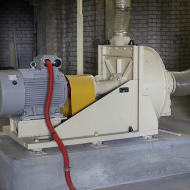 75kw hammer mill