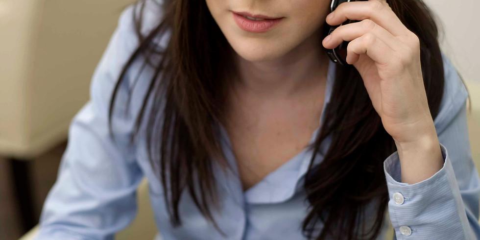 9:00 - L'appel téléphonique