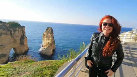"Laura Allegrini - Amore per Beirut finalista al ""Napoli Cultural Classic"""