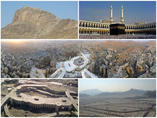 Arabia Saudita - Pellegrinaggio alla Mecca con misure anti-Covid