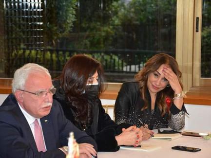 """Italia-Palestina: """"Sviluppare relazioni bilaterali e attivare cooperazione"""""""