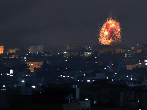 Gaza – Israele attacca la Striscia