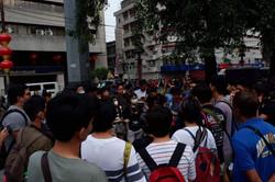 Participants at the Gathering II in Binondo, Manila
