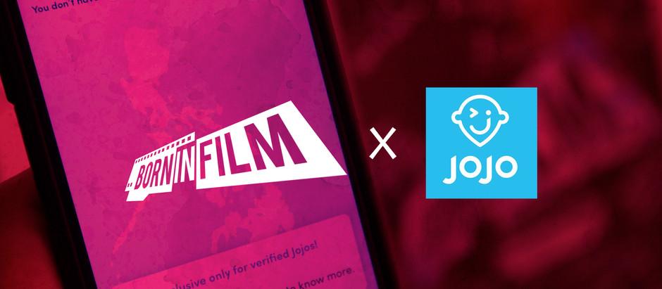 Born in Film x JOJO