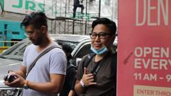Participants of a Born in Film Photowalk event