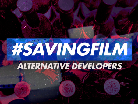 #SavingFilm: Alternative developers