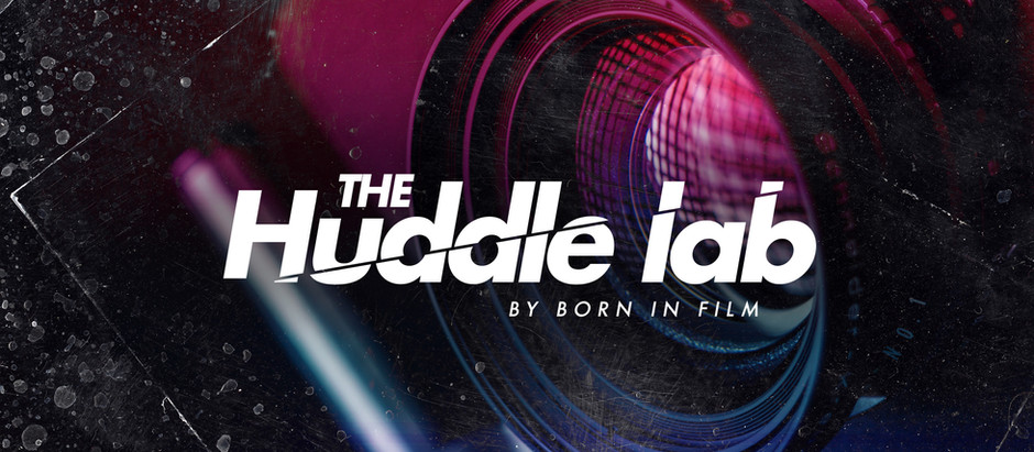 The Huddle lab is here!