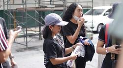 Team members during a Born in Film Photowalk event