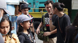 Behind the scenes of a Born in Film Photowalk event