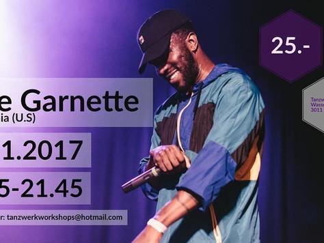*Zibelemärit Special* WORKSHOP mit Erale Garnette (Philly, USA)!