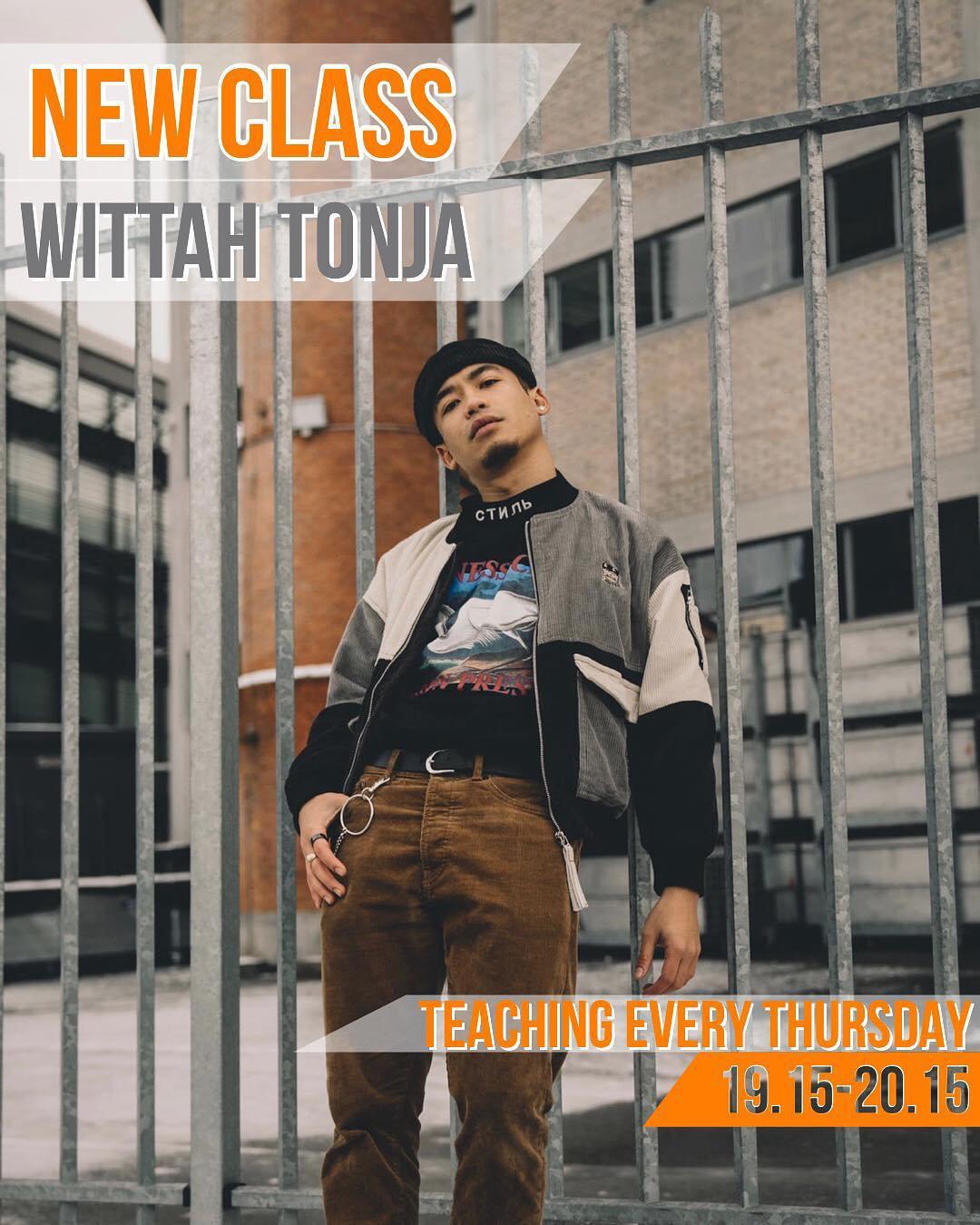 Wittha // DO, Hip Hop F