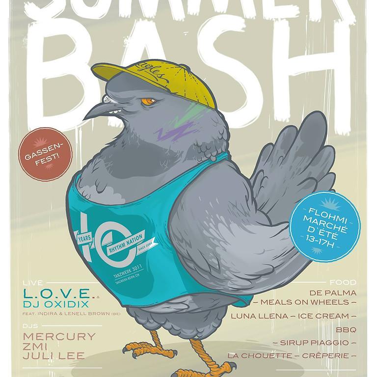 Summerbash 1.0