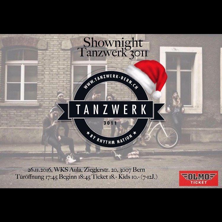 Shownight 2016 - Xmas Edition